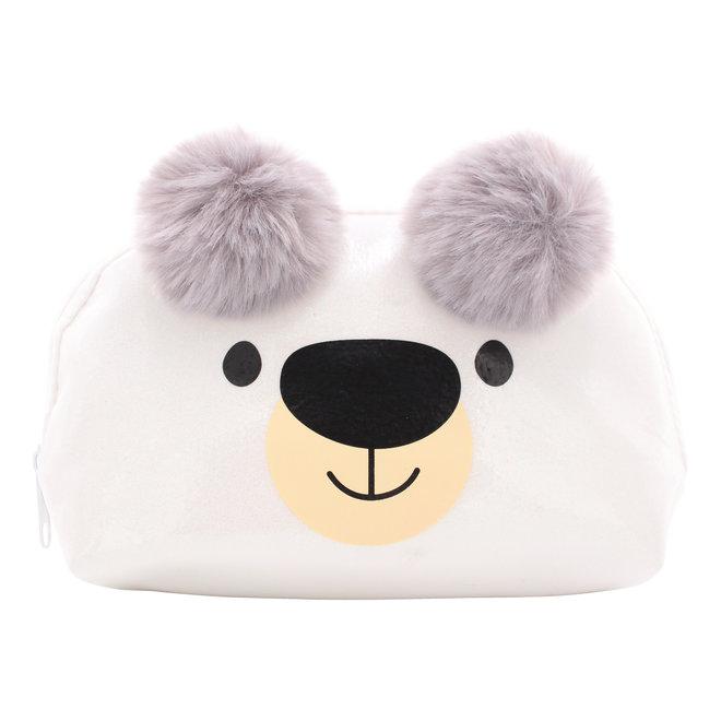 Polar bear pencil case