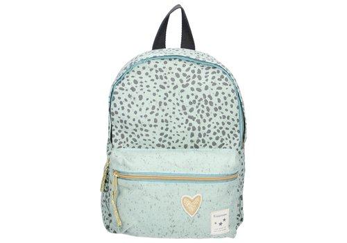 Kidzroom Kidzroom backpack Growl Mint