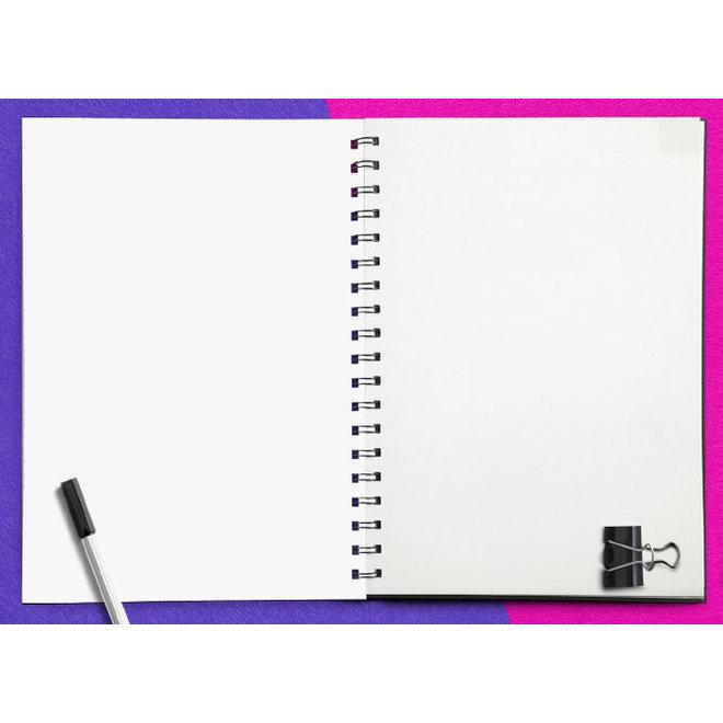 Fuzzballs notebook - My meowigical notepad
