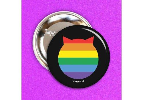 Fuzzballs Badge -Pride