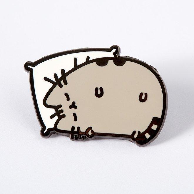 Punky Pins enamel Pin - Pusheen Sleepy
