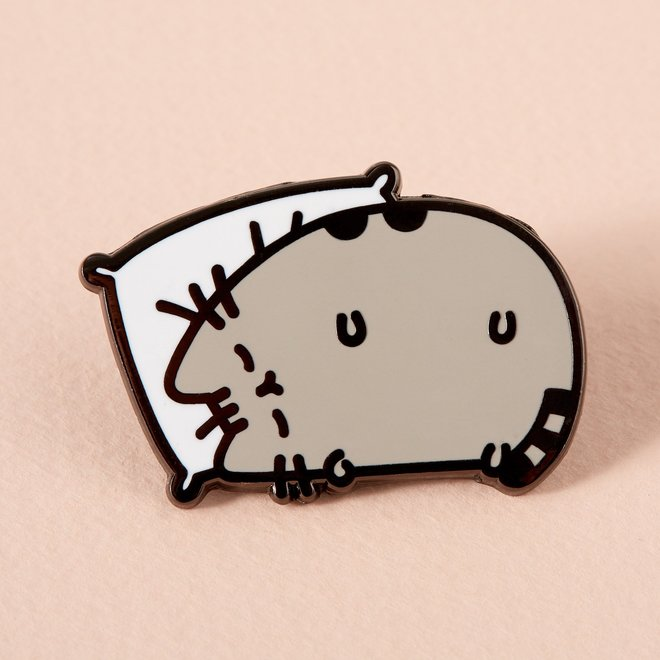 Pin - Pusheen Sleepy