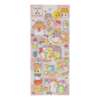 Kamio Hamster Puffy Stickers