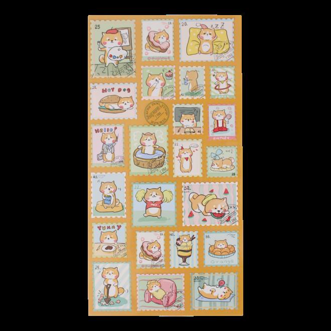 Cat Stamp Nekoni Stickers