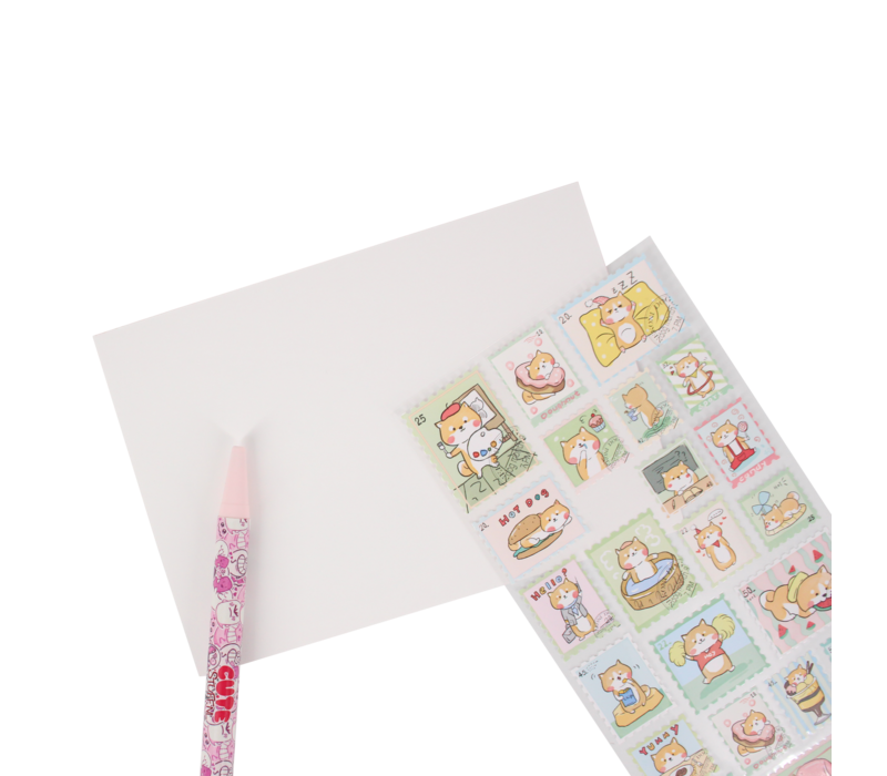 Cat Stamp Nekoni Stickers