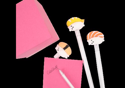 Sushi gelpen