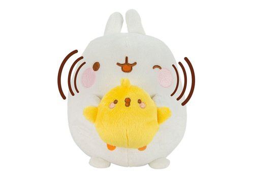 Molang Molang & Piu Piu Talk and Sing Plush