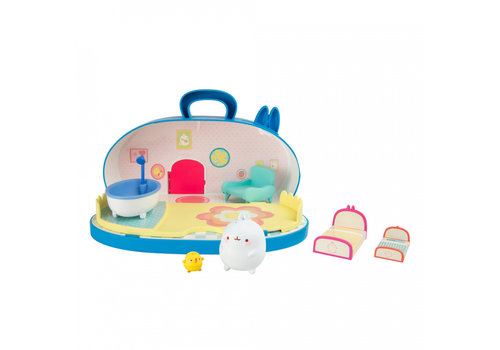 Molang Molang Home Playset