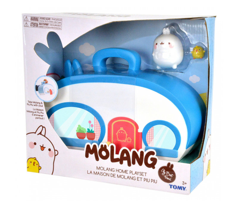 Molang Home Playset