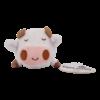Molang Cow Sleeping Plushie 10 cm