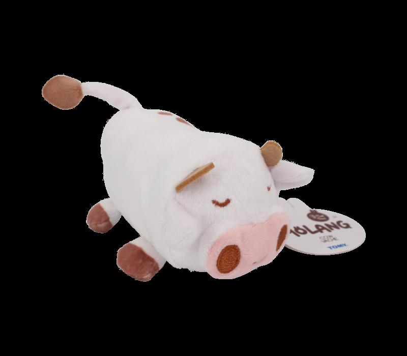 Cow Sleeping Plushie 10 cm
