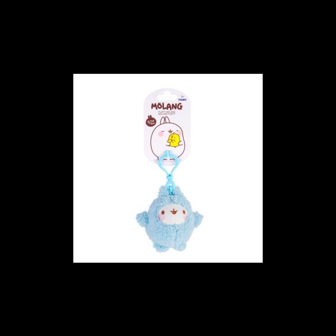 Fluffy Molang Clip Plush