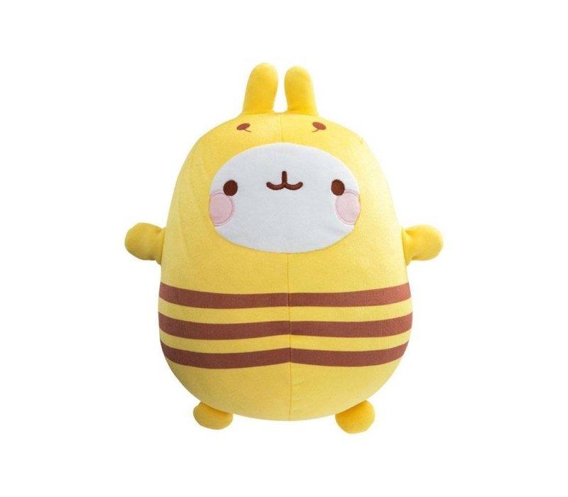 Super Soft Bumble Bee Molang Plush 25 cm