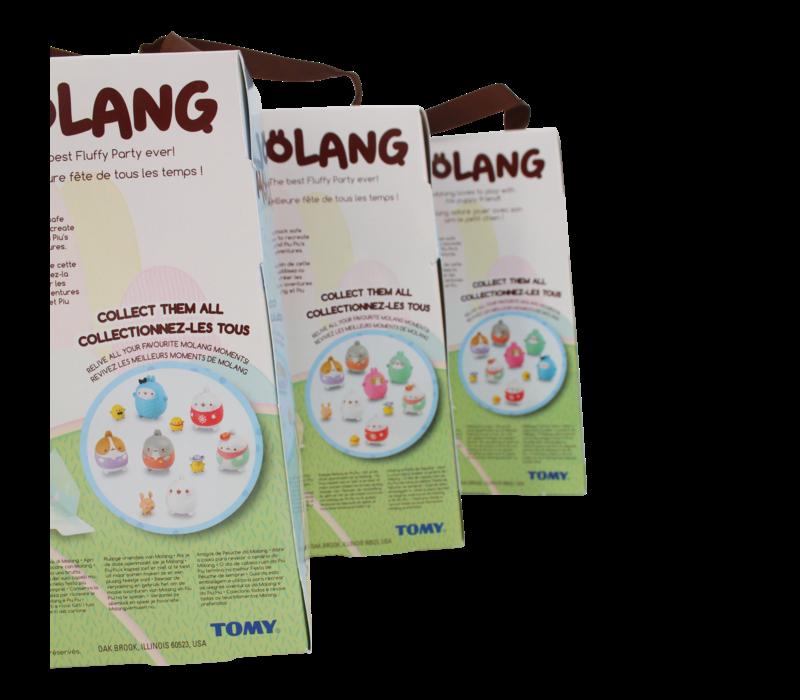Molang Basic Core Figures - Random