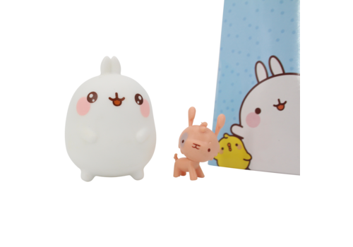 Molang Molang Basic Core Figures - Random