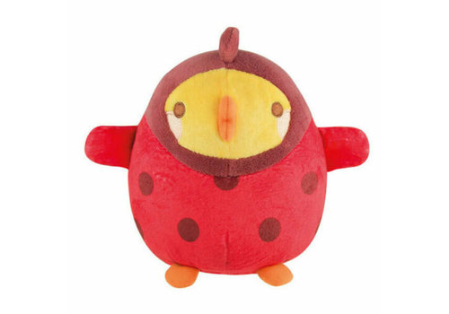 Molang Ladybird Piu Piu Basic Plush