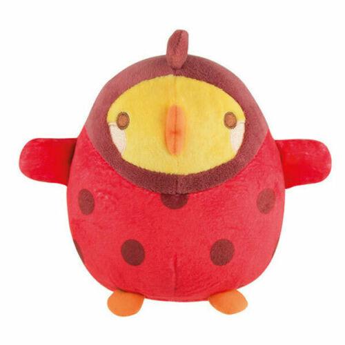 Molang Ladybird Piu Piu Basic Plush