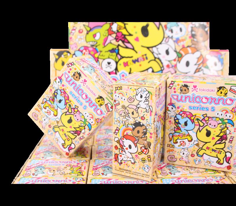 Tokidoki Unicorno series 5 blind box - Random