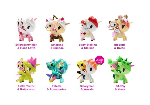 Tokidoki Tokidoki Unicorno & friends series blind box - Random