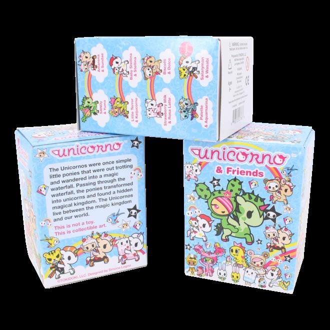 Tokidoki Unicorno & friends series blind box - Random