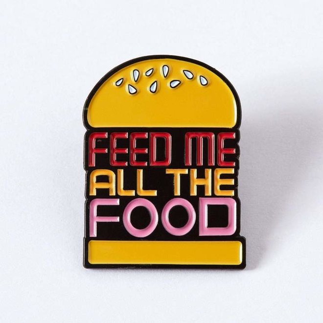 Pin - Feed Me All The Food