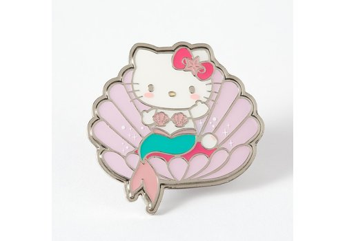 Punky Pins Pin - Hello Kitty Mermaid Clam