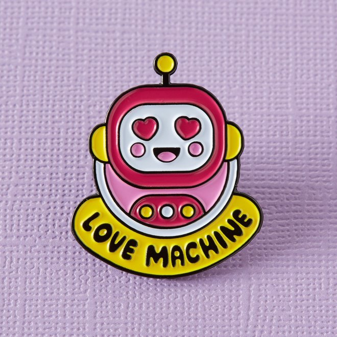 Pin - Love Machine