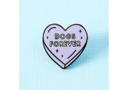 Punky Pins Pin - Dogs Forever