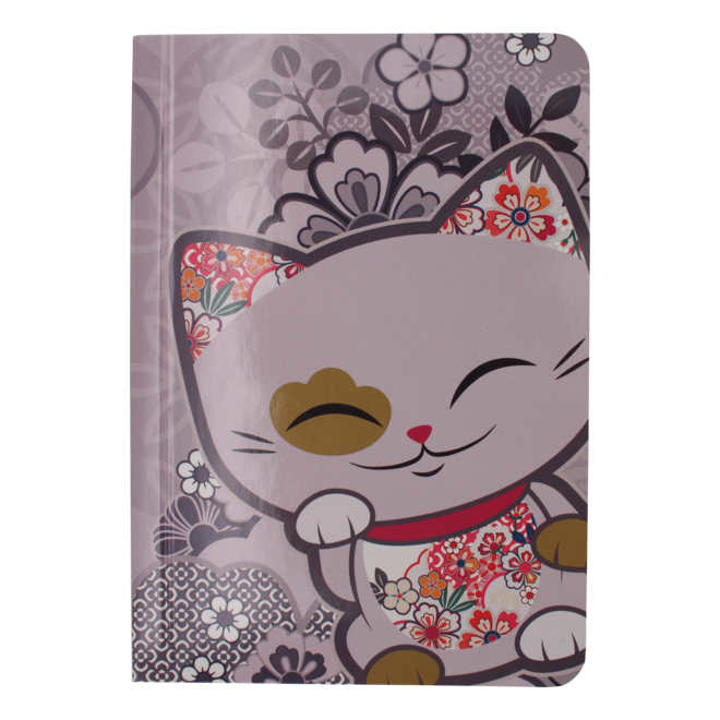 Mani the Lucky Cat  - Notitieboekje (diverse)