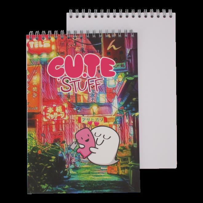 CuteStuff schetsboek