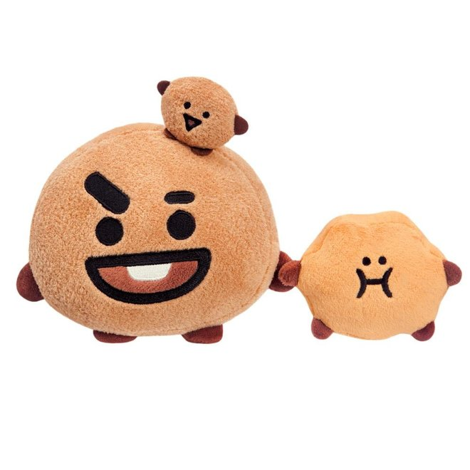 BT21 SHOOKY knuffel 11,5 cm (MEDIUM)