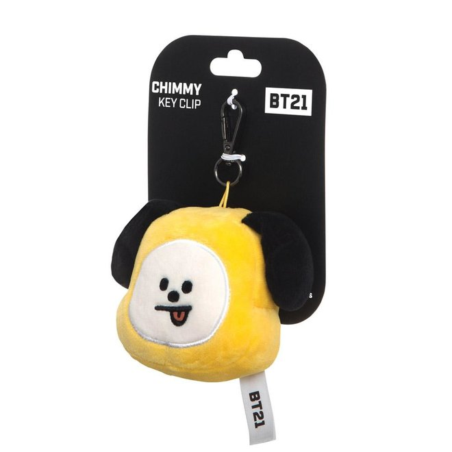 BT21 CHIMMY key clip 10 cm
