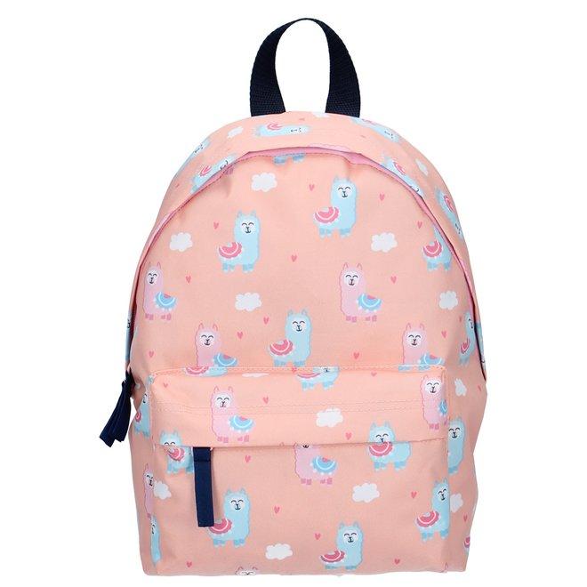 PL Lil' Buddy Alpaca Laugh backpack