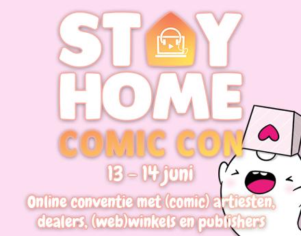 CuteStuff.nl is er bij op Stay Home Comic Con!