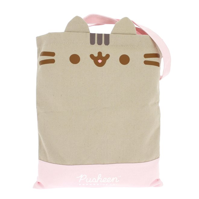 Pusheen totebag