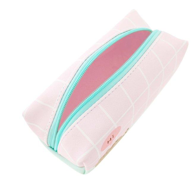 Pusheen pencil case pompom