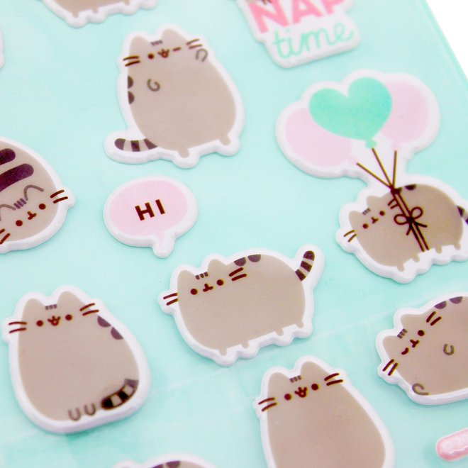 Pusheen stickervel