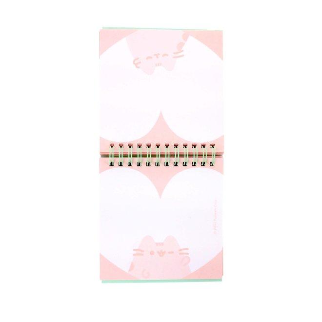 Pusheen notebook spiral