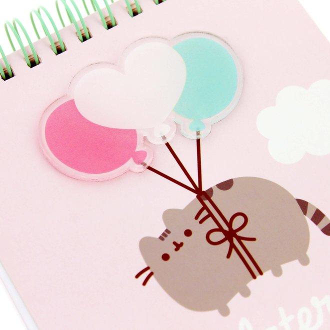 Pusheen notitieboek spiraal