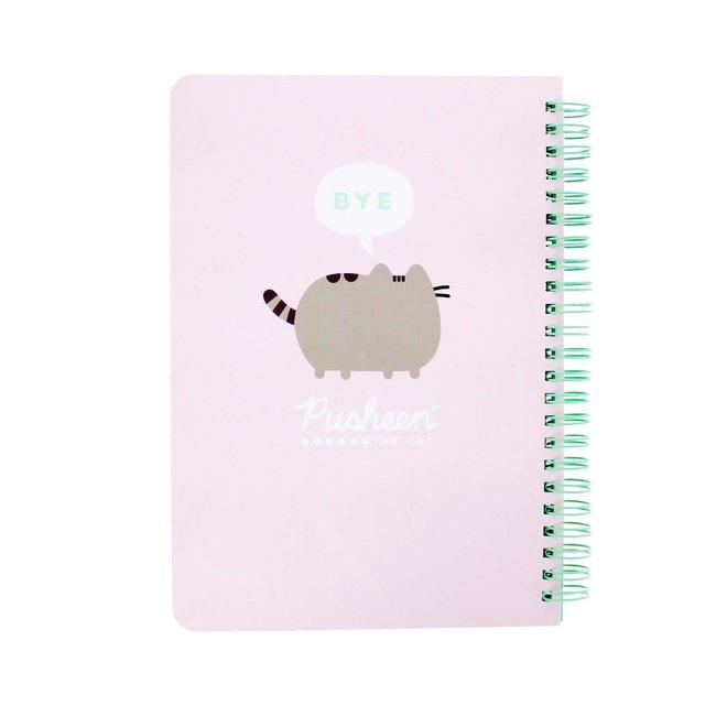 Pusheen A5 notitieboek met stickervel