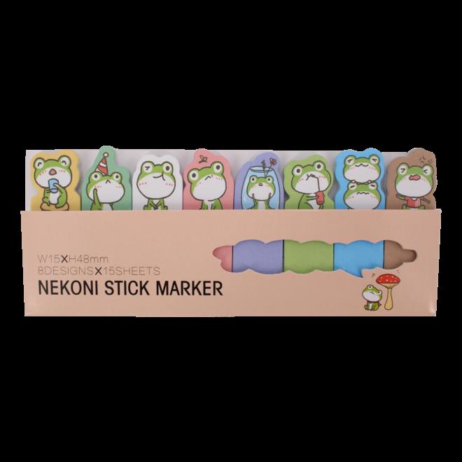 Cute animal sticky notes B