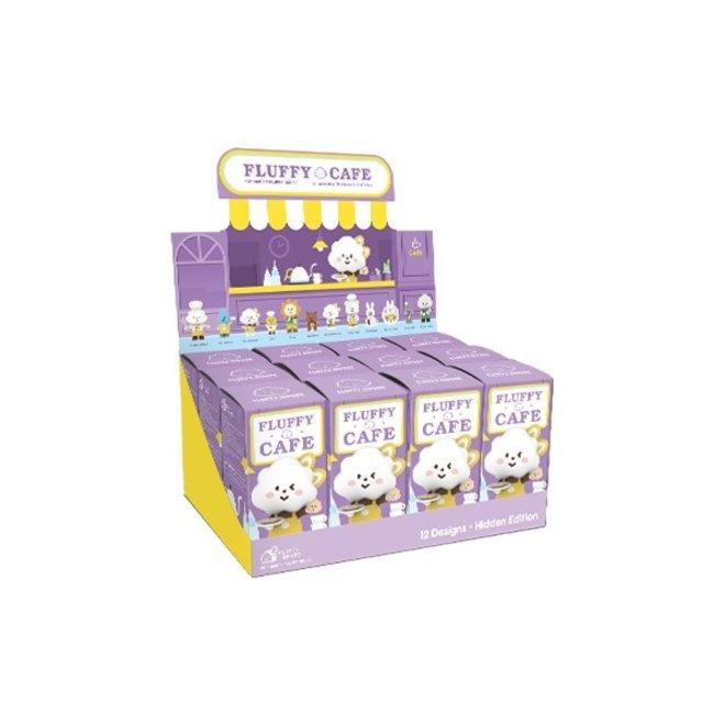 POP MART Fluffy House serie 3 (Cafe) blind box