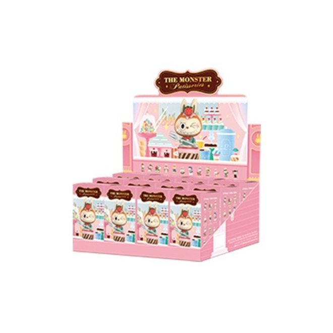 POP MART LABUBU (The Monsters Patisseries) blind box