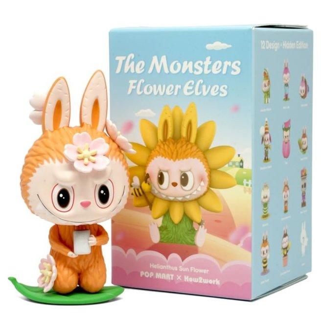 POP MART LABUBU (The Monsters Flower Elves) blind box