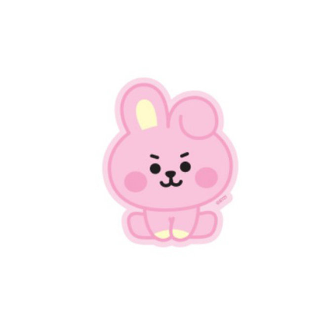 BT21 Baby Sticker - COOKY (Sitting)