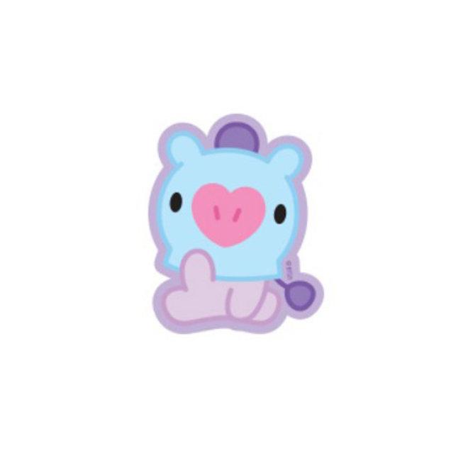 BT21 Baby Sticker - MANG (Zittend)
