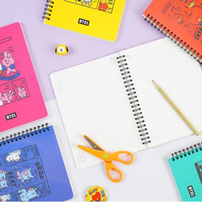 BT21 Notebook - MANG