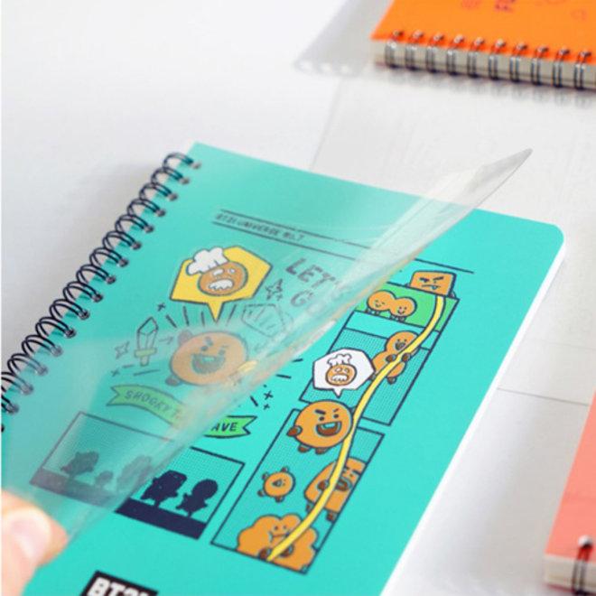 BT21 Notebook - RJ