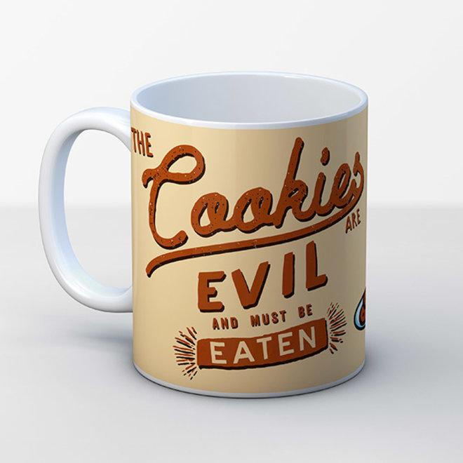 Fuzzballs mok - Cookies are evil