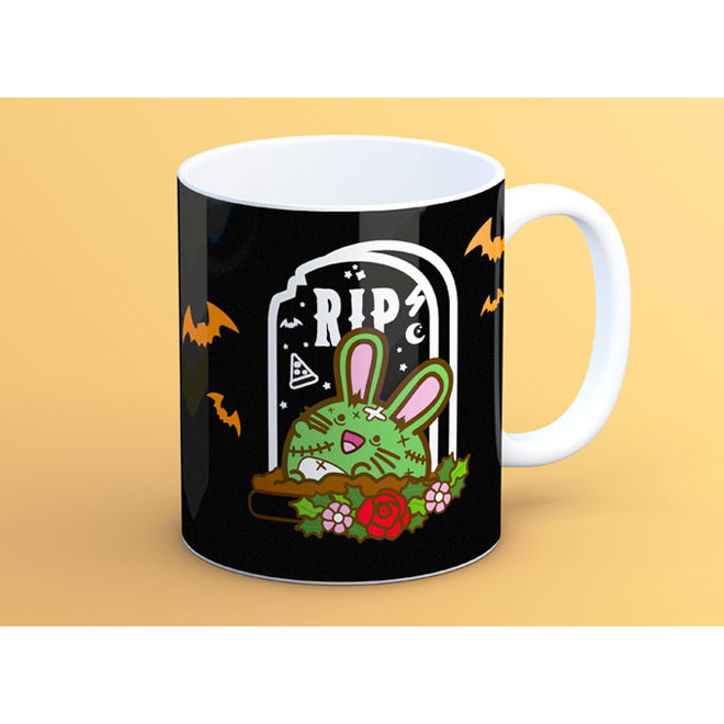 Fuzzballs mug - Zombie Ollie